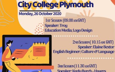 City College Plymouth – Taster Session (26 Oct 2020)