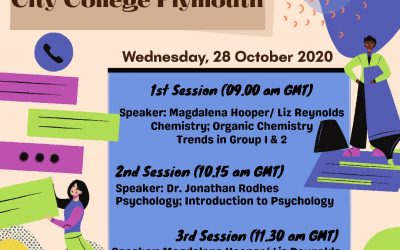 City College Plymouth – Taster Session (28 Oct 2020)