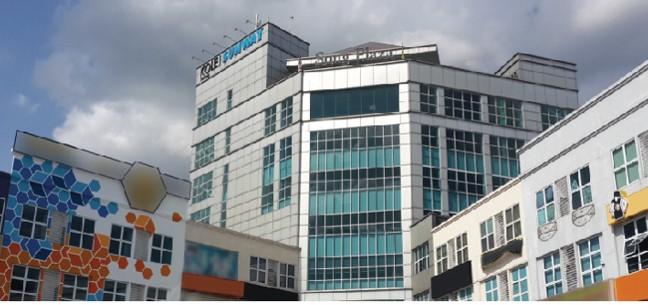 Kolej Sunway Kuching - building