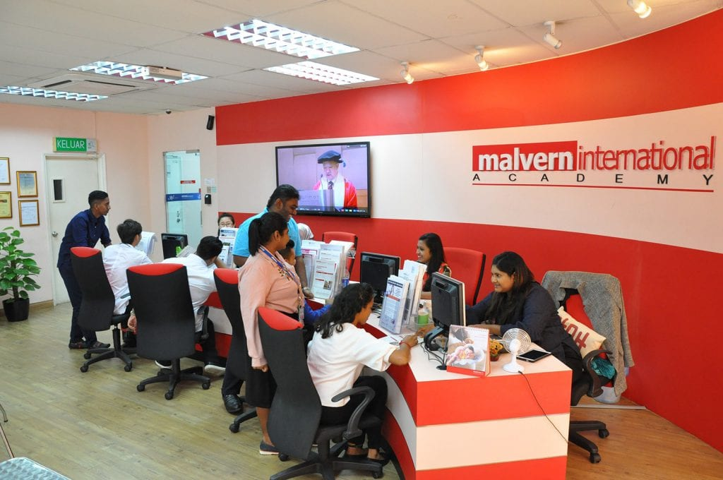Malvern International Academy - campus