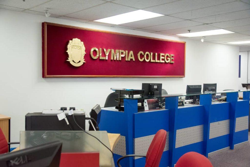 Olympia College - campus