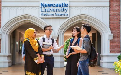 Newcastle University Malaysia Virtual Open Day (4 Feb 2021)
