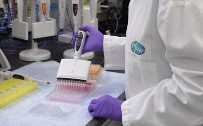 UK expected to be the first western country to license a COVID-19 vaccine