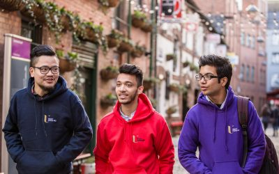 Student Sharing & GREAT Scholarships at Ulster University (6 Feb 2021)