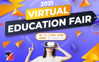 PDVL Virtual Education Fair 2021 – Book for consultation (10 April )