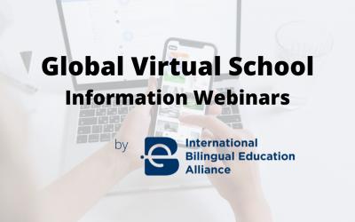 Global Virtual School Information Webinars (1 July / 5 July 2021)