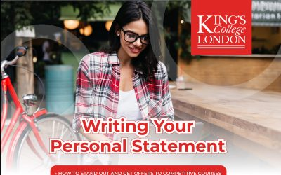 Personal Statement Workshop by King's College London (7 September 2021)
