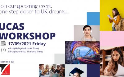 UCAS Workshop 2021 (17 September 2021)
